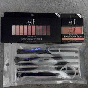 e.l.f. Cosmetics Eye Bundle - All New & Unused